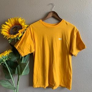 Yellow OBEY Tee